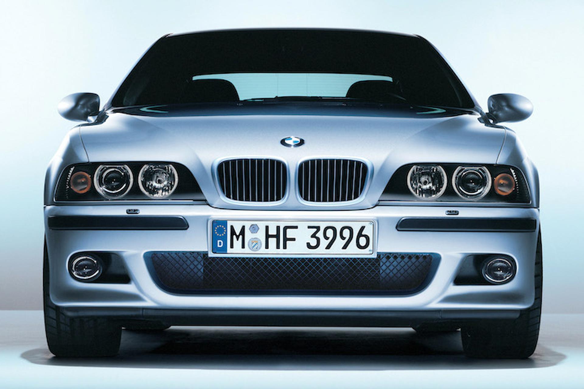 BMW M5: 30 Years and Still Kickin'