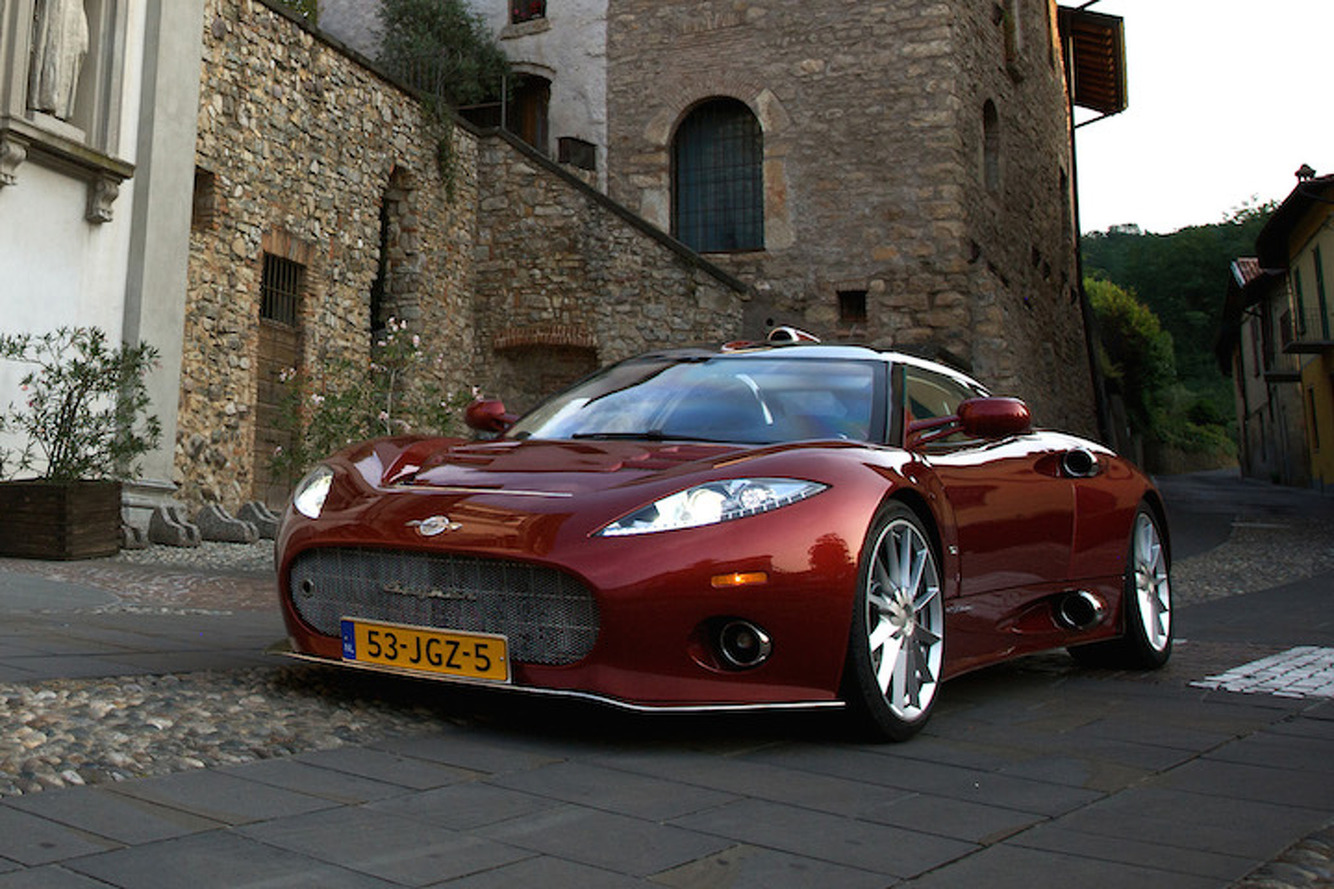 Spyker Returns With New Vehicle Set to Debut at Geneva Motor Show