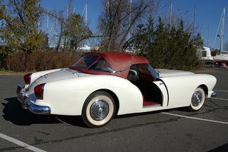 The '54 Kaiser Darrin is Your Classic Corvette Alternative