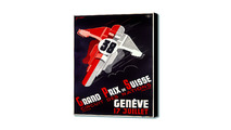 Grand Prix de Suisse - Vintage Motorcycle Posters