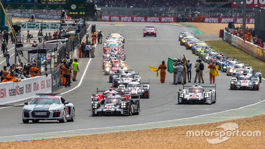Brad Pitt to wave flag at start of 2016 Le Mans 24 Hours