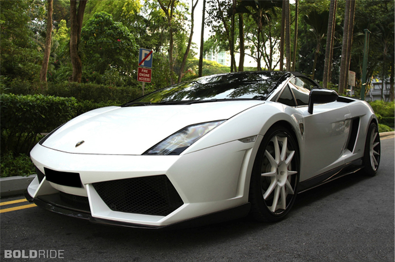 Most Popular: 2012 DMC Lamborghini Gallardo Toro