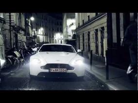 The New 2012 Aston Martin V8 Vantage