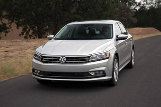 Volkswagen Apologizes for Diesel Fiasco at 2016 Passat Reveal