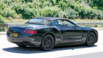 Bentley Continental GTC Spy Photos