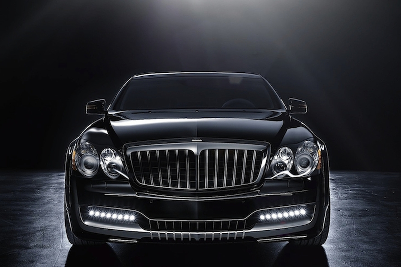 Maybach is Back, Headed to LA Auto Show