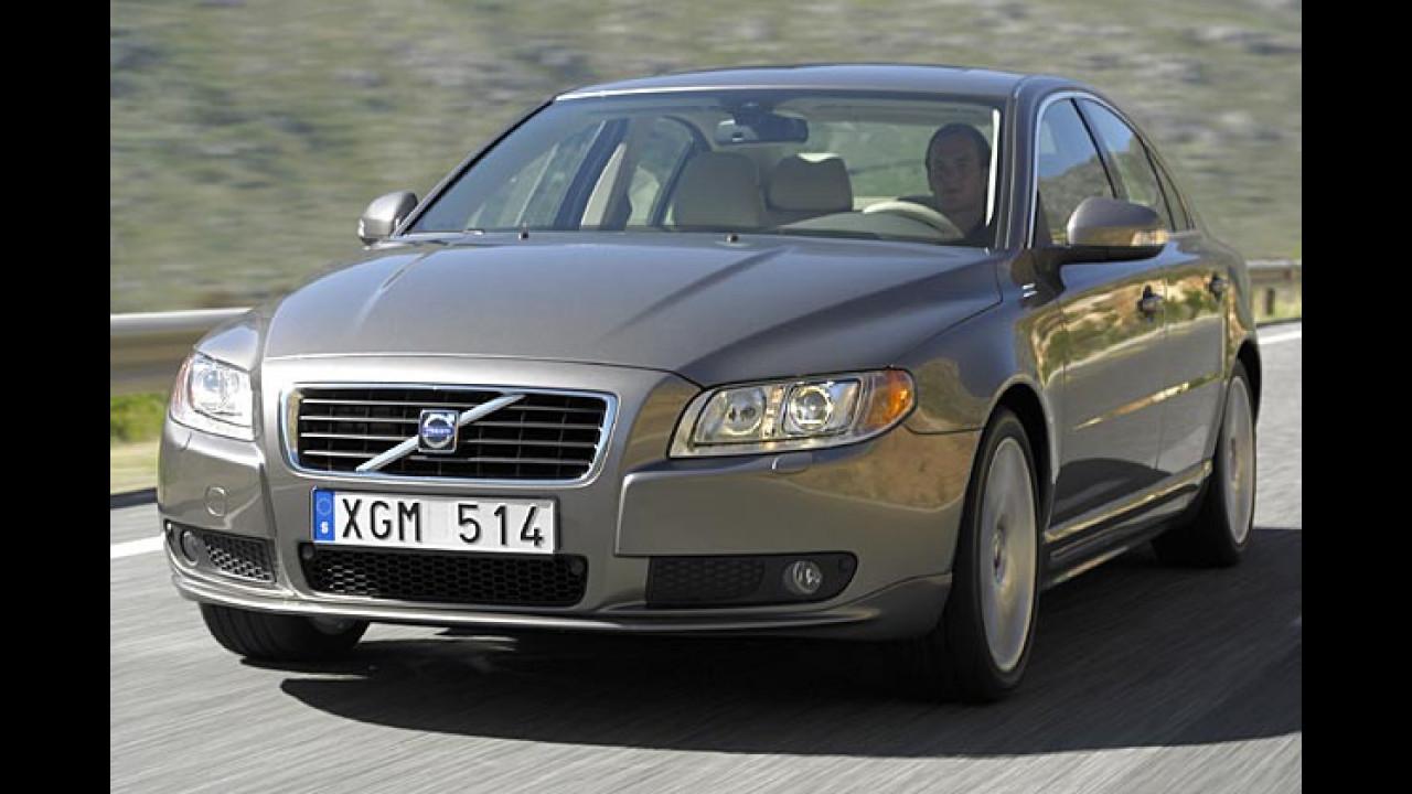 Neuer Volvo S80
