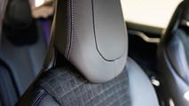 T Sportline Tesla Deri İç Kabin