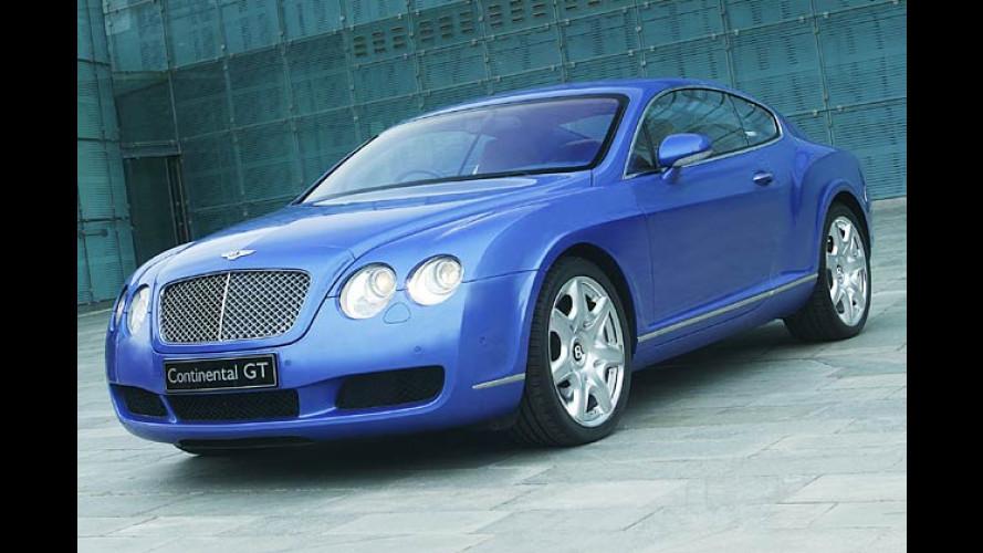 Bentley Continental GT: Feinstes wird verfeinert