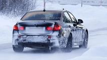 2014 BMW M3 prototype spy photo