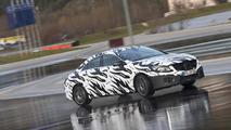 2013 Mercedes-Benz CLA official spy photo