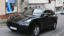2011 Porsche Cayenne spy photos