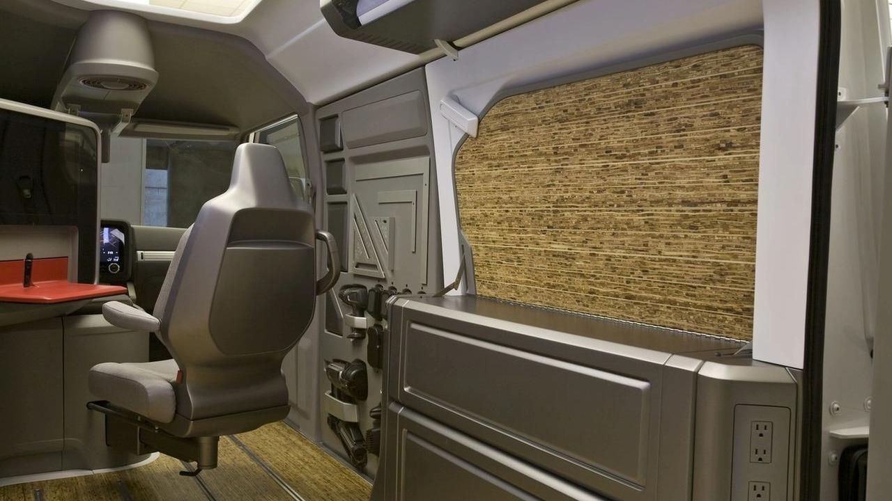 Nissan nv2500 concept unveiled nissan nv2500 concept vanachro Images