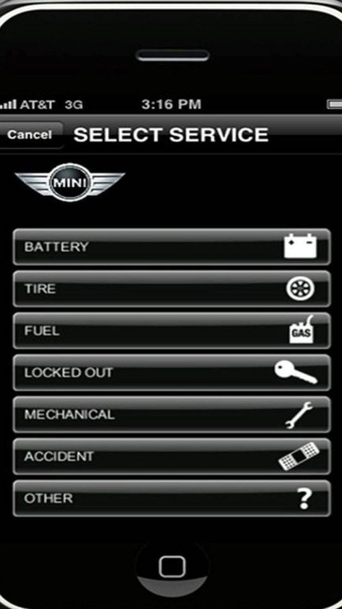 MINI launches first Roadside Assistance mobile application [Video]