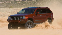 Jeep Grand Canyon II Concept by Mopar Underground Design