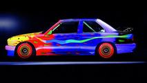 Ken Done (AUS) 1989 BMW M3 Group A Race Version art car - 1600