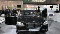 BMW 730 Ld in Geneva
