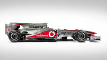 McLaren MP4-25 press photo - 29.01.2010