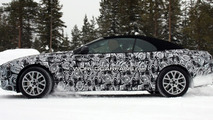 2011 BMW 6-Series Convertible spy photo