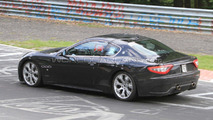 Possible Maserati GranTurismo Sport GTS spy photo, Nurburgring, Germany, 22.06.2010