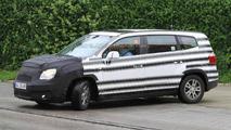 2011 Chevrolet Orlando prototype