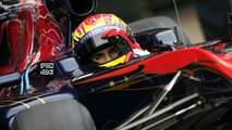 Jaime Alguersuari (ESP), Scuderia Toro Rosso - Formula 1 Testing, 25.02.2010, Barcelona, Spain