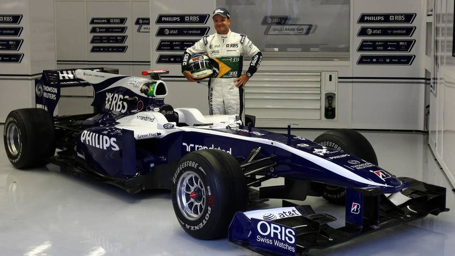 Barrichello hopes to stay with Williams in 2011