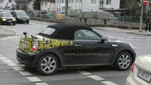 MINI Roadster spied 14.02.2011