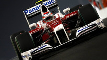 Kamui Kobayashi, Toyota F1 Team - Formula 1 World Championship, Rd 17, Abu Dhabi Grand Prix, 30.10.2009 Abu Dhabi, United Arab Emirates