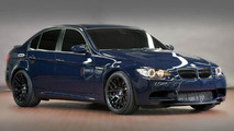 A tri-turbo 3.2 liter for the next M3?