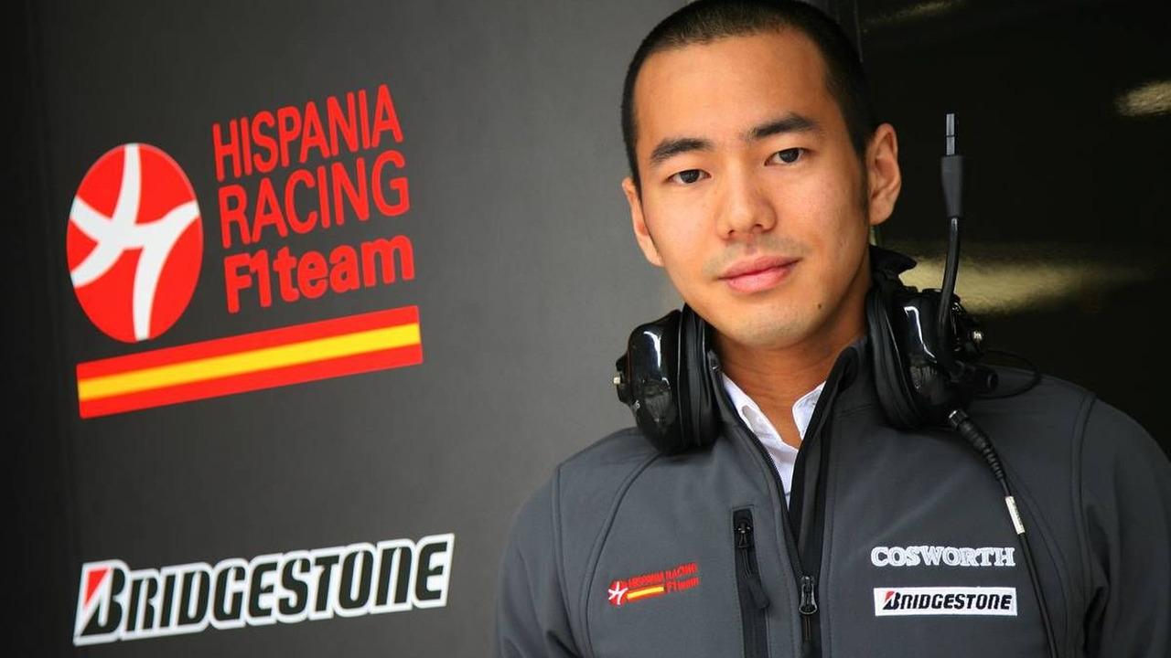 Sakon Yamamoto (JPN), Hispania Racing F1 Team (HRT), Test and Reserve Driver, Chinese Grand Prix, 17.04.2010 Shanghai, China