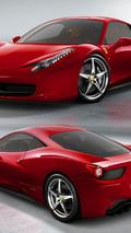 Ferrari 458 Italia - Rosso 3