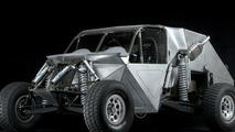 Volkswagen-Red Bull Baja Race Touareg TDI Trophy Truck Chassis