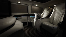 Mercedes-Benz Metris HQ Custom Design: Luxury Van