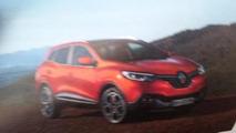 Renault Kadjar leaked?