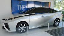 Toyota FCV live at Aspen Ideas Festival