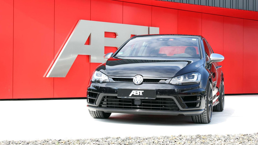 Volkswagen Golf R tuned to 400 PS by ABT Sportsline