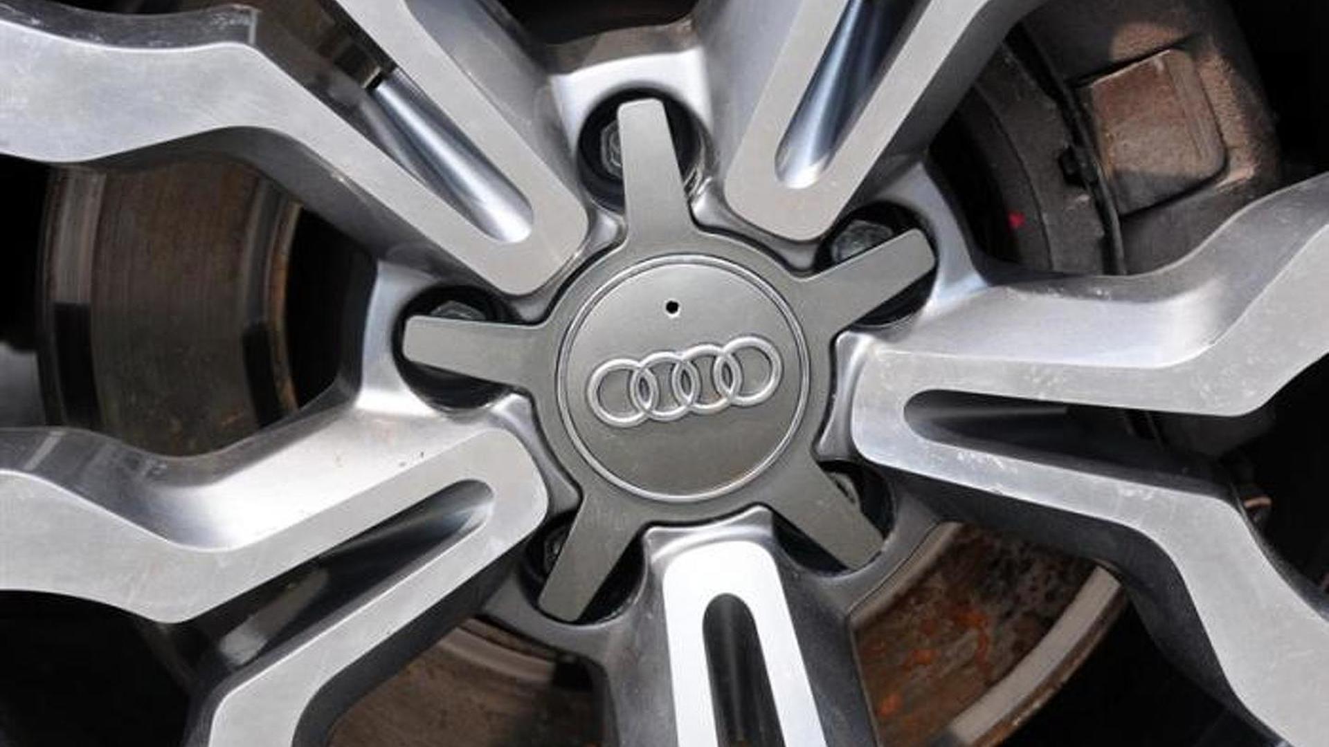 Диски Audi A6 Pickup на 17-дюймов