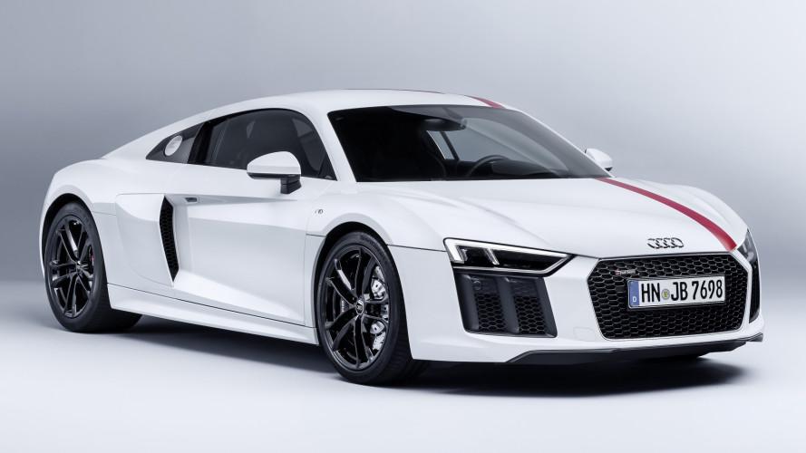 Salone di Francoforte: Audi R8 V10 RWS, per guidare come a Le Mans
