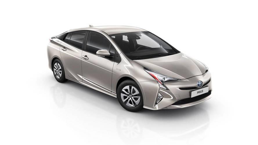 Toyota Prius 2018 más seguro
