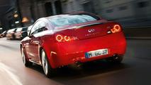 Euro spec Infiniti G37 coupe