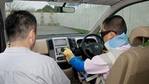 Nissan elderly aging simulation suit