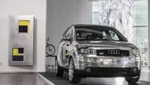 Modelos Audi de aluminio