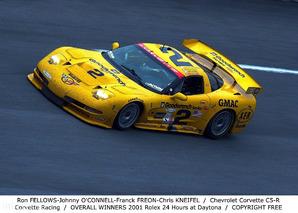 Chevrolet Corvette C5-R