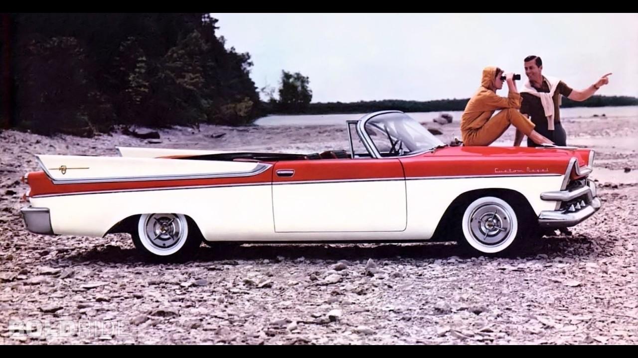 Dodge Custom Royal Lancer Convertible