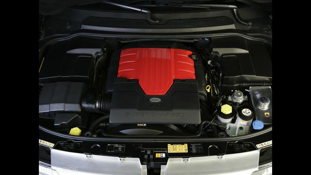 Arden Range Rover Sport