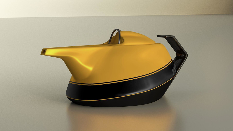 How Does A Yellow Teapot Relate To Renault's 40 Years In F1?