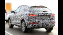 Erwischt: Neuer Audi Q3
