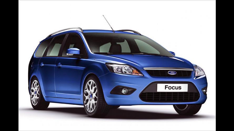 Auflage erhöht: Limitiertes Editionsmodell Ford Focus Sport