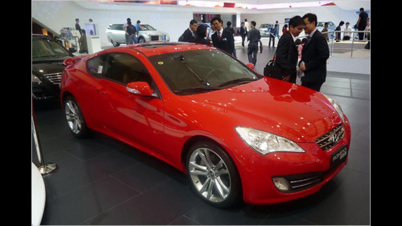 Hyundai Rohens Coupé